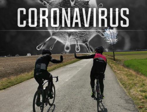 Kolarstwo w czasach Pandemii Coronavirusa